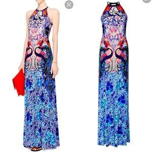 Mary Katrantzou sirene maxi dress S